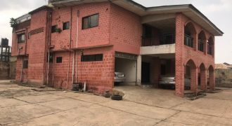 5 Bedroom Flat At Akobo