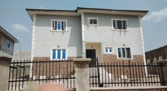 5 Bedroom Flat At Onireke GRA