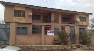 3 Bedroom Flat At Apata