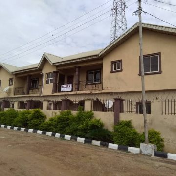 Property Management: Residential Apartment At Adegbayi