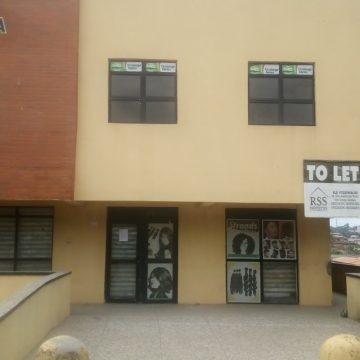 Property Management: Commercial Bulding At Liberty Road