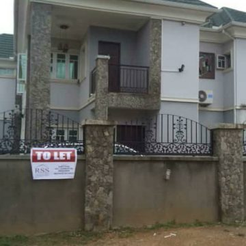 Property Management: Residential Apartment At Oluyole